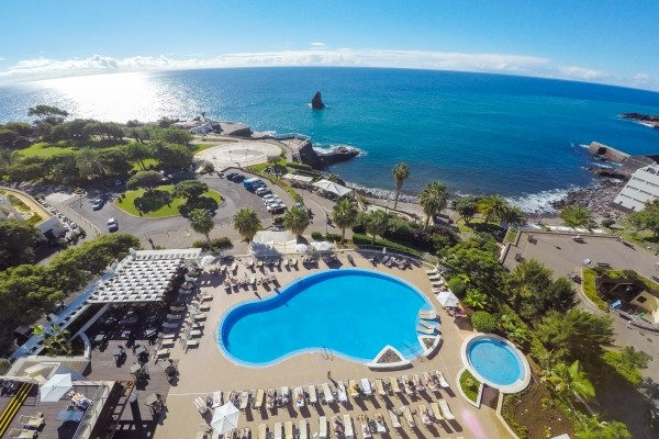 Hotel Melia Madeira Mare 5* Funchal à Madère - Leclerc Voyages