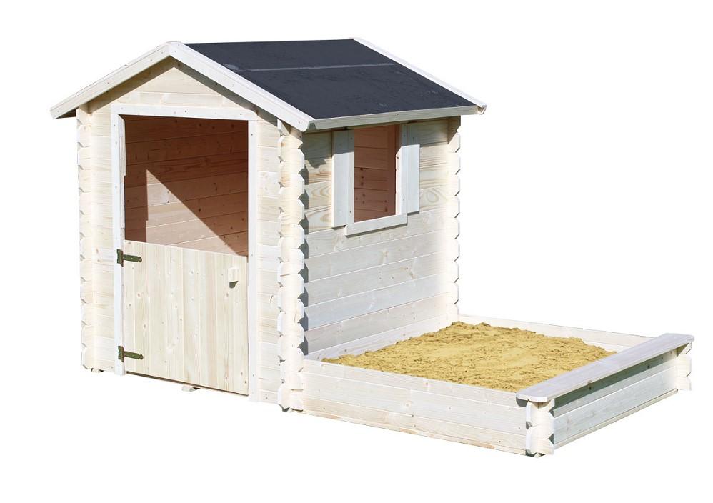 petite maison cologique little tikes plein air oxybul. Black Bedroom Furniture Sets. Home Design Ideas