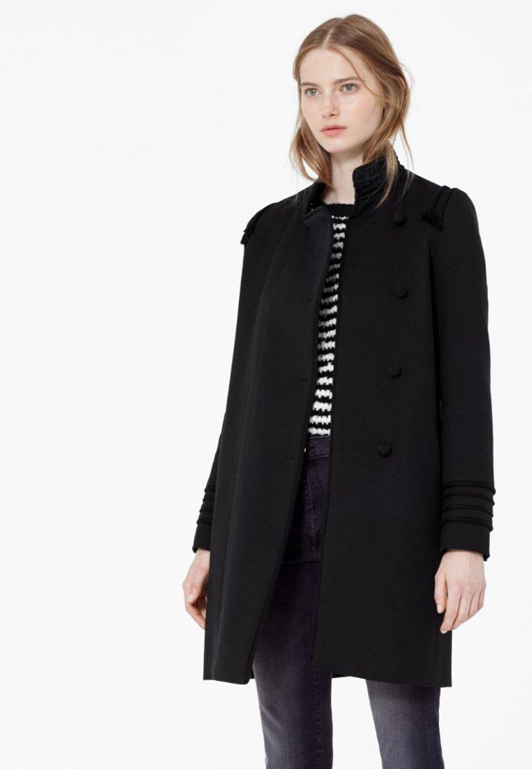 Mango LEVI Manteau classique black - Manteau Femme Zalando  (Mode) ... En  stock Découvrez vite les Promos Zalando Voir et Comparer les prix des  Manteaux ... d876caeb040c