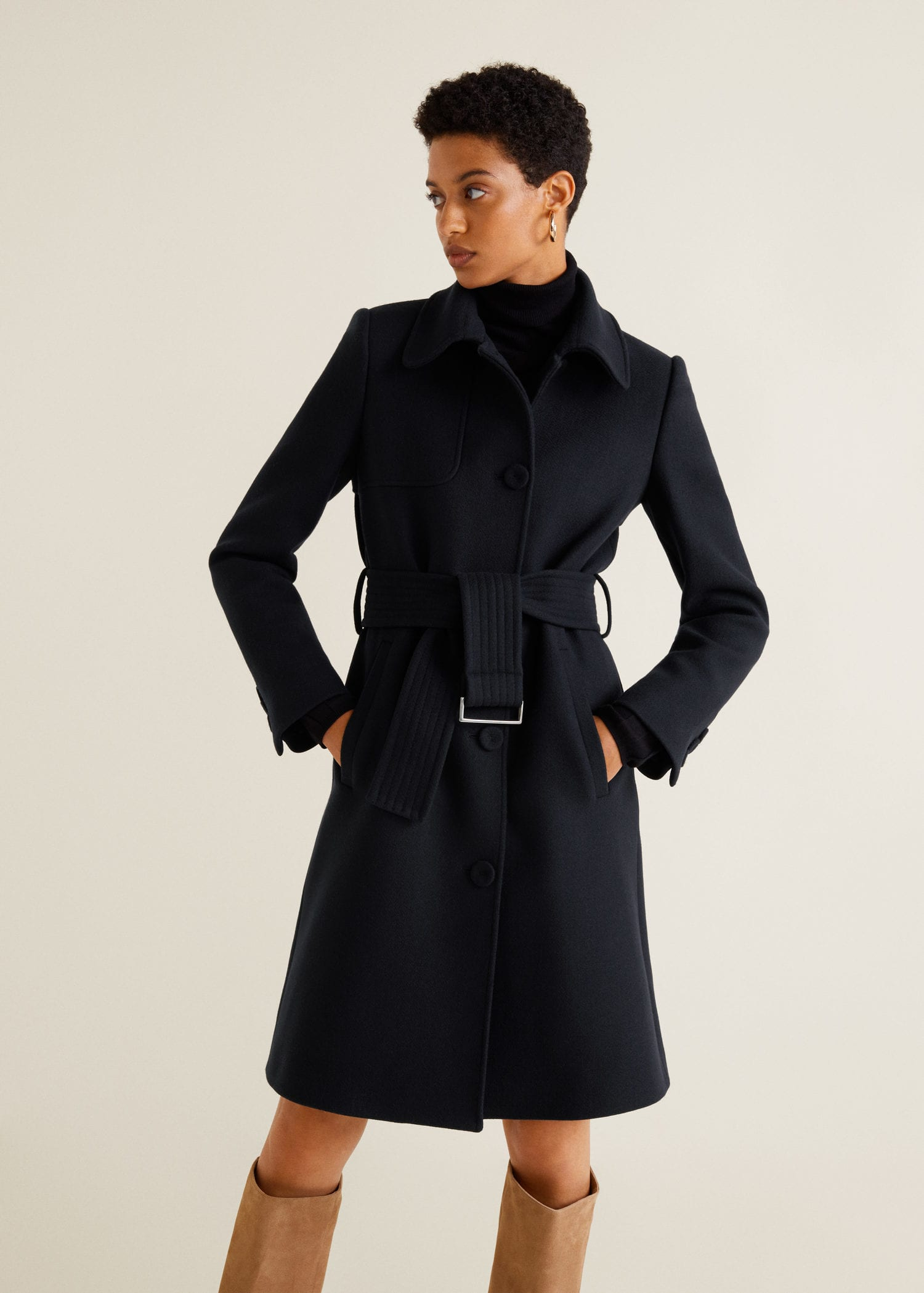 collection mango femme manteau