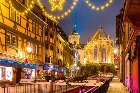 Séjour Alsace Leclerc Voyages - Marche de Noel en Alsace