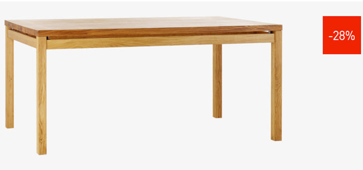 e19577810d8 Massello Table de salle à manger en chêne