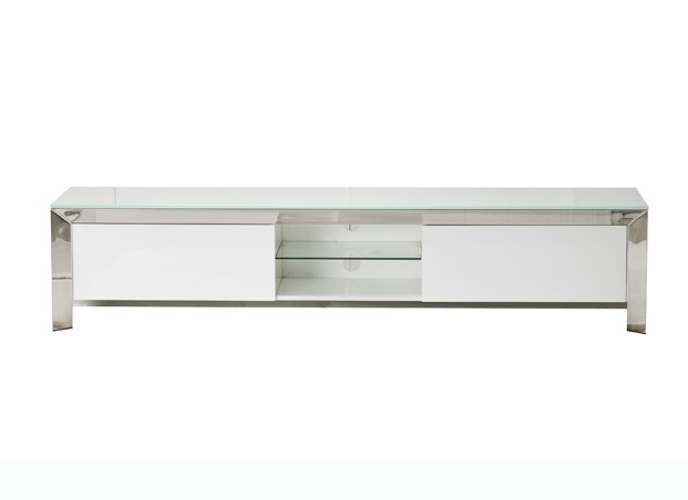Meuble Tv Design Blanc Texas Meuble Tv Achatdesign Iziva Com