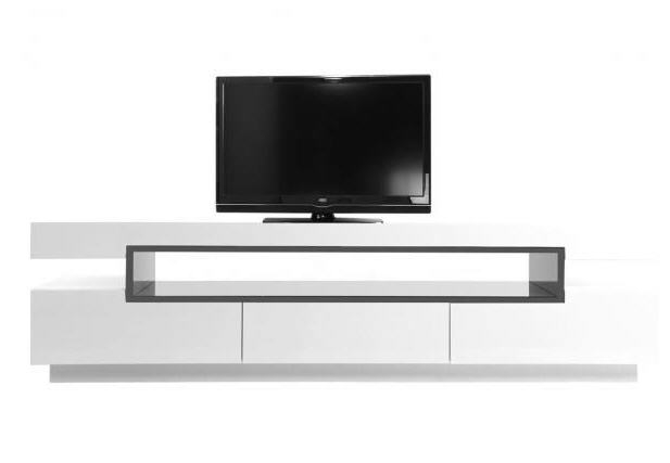 soldes meubles tv achatdesign meuble tv design laqu. Black Bedroom Furniture Sets. Home Design Ideas