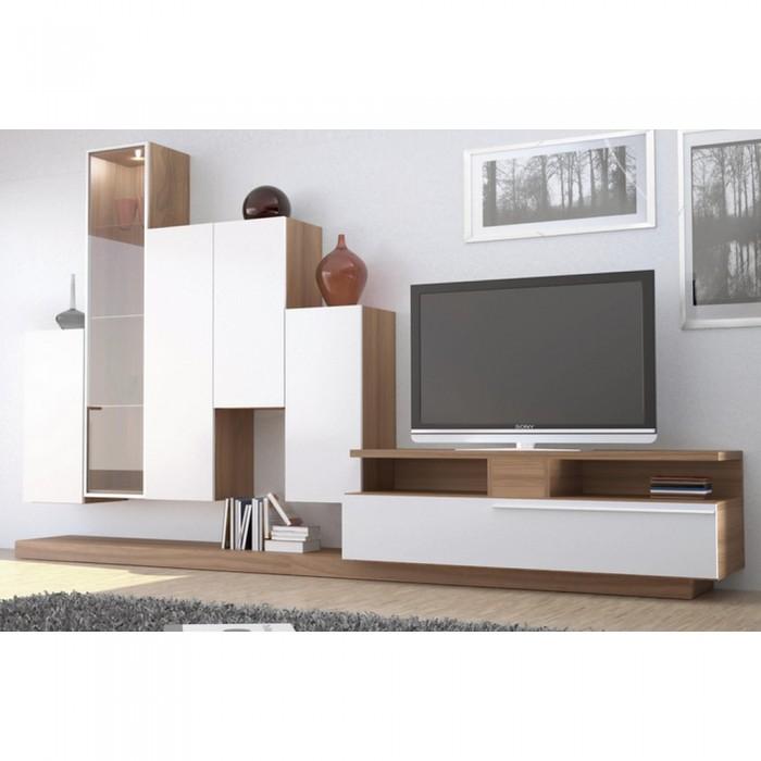 Meuble Tv Atylia Meuble Tv Mural Stair Iziva Com