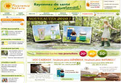 Boutique Fleurance Nature