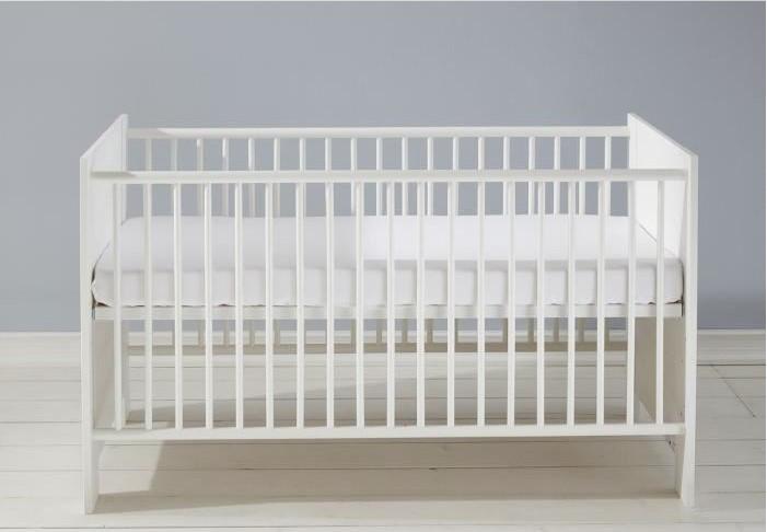 MIRI Chambre Bébé Complète Lit 70x140 cm + Armoire + Commode