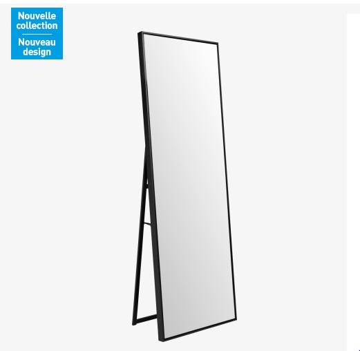 Miro Miroir sur pied Habitat - Miroir Habitat - Iziva.com