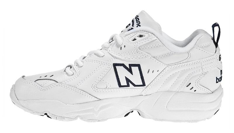 New Balance 608v1 Baskets Basses White pour Femme
