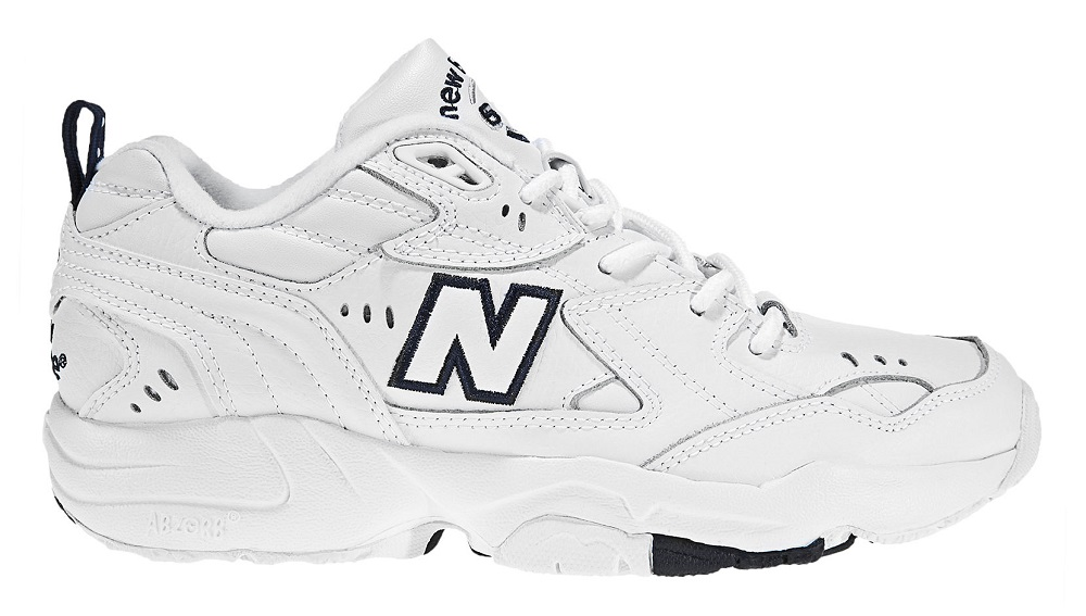 New Balance 608v1 Baskets Basses White