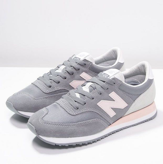 New Balance CW620 Baskets basses grey - Baskets femme Zalando ...