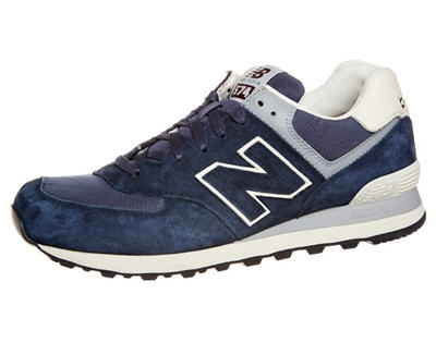 New Balance ML 574 Baskets basses bleu, Baskets Basses Zalando