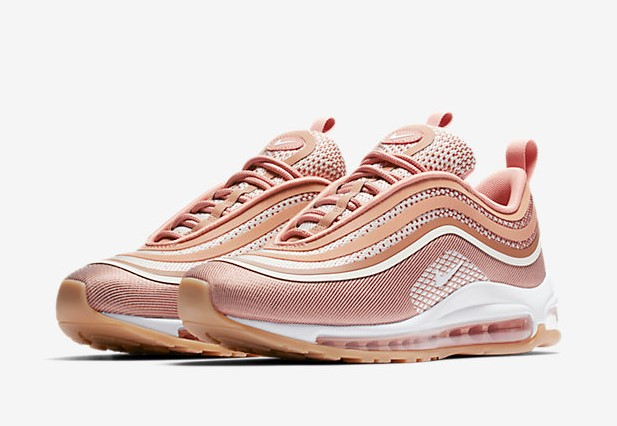 air max 97 orange femme