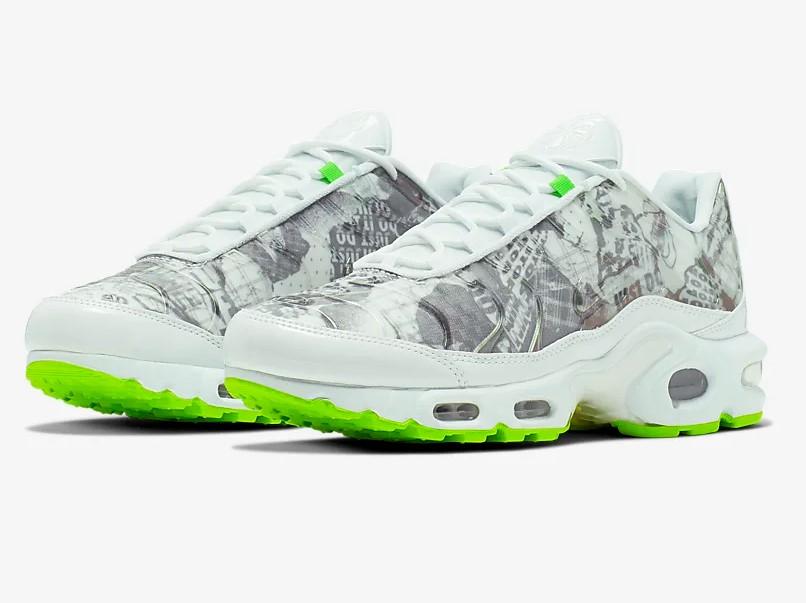 air max 98 vert lumineux