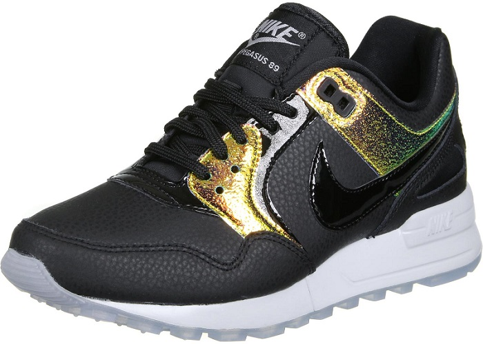 best website c94b3 640ae Nike AIR PEGASUS  89 PREMIUM W Noir   Or, Baskets Femme Spartoo  (Mode)  Spartoo  Nike AIR PEGASUS  89 PREMIUM W Noir   Or Nike AIR PEGASUS  89 PREMIUM W ...