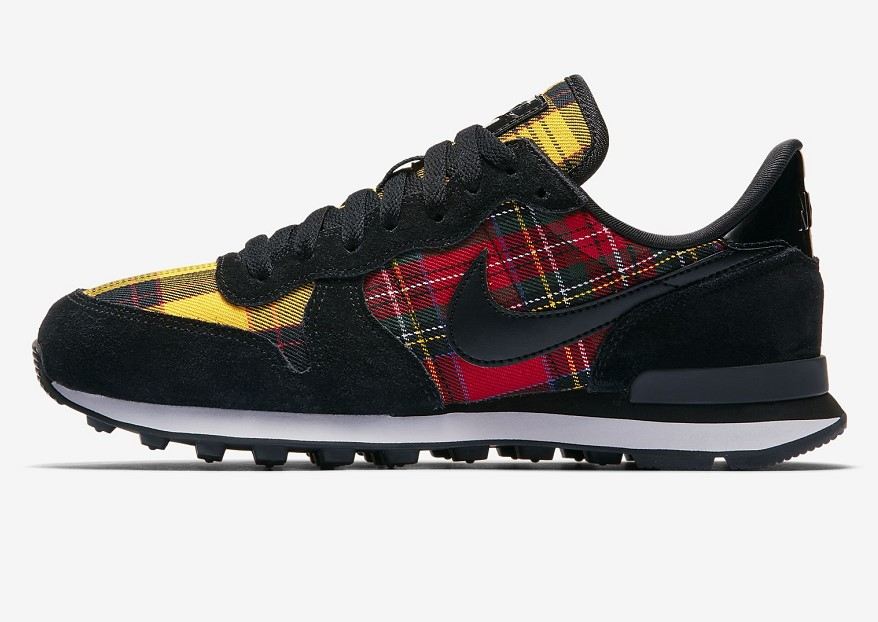 Nike Jaune Internationalist Noir Rouge université Jaune Nike Noir pas cher 8387be