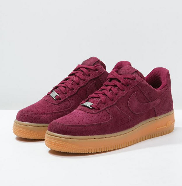 nike air force 1 07 suede femme