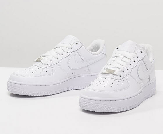 Nike Sportswear AIR FORCE 1 Baskets basses white - Baskets ...