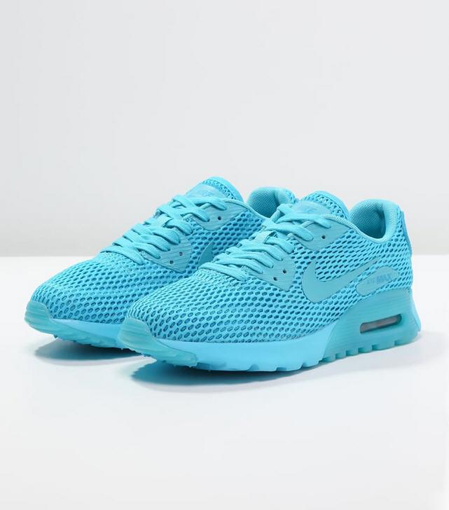 0cd1c9d5fa68 Nike Sportswear AIR MAX 90 ULTRA BR Baskets basses gamma blue blue lagoon