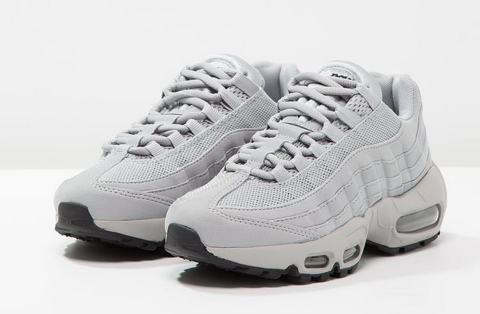 Nike Sportswear AIR MAX 95 Baskets basses matte silver/sail/black