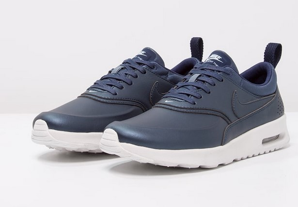 size 40 54476 5f855 Nike Sportswear AIR MAX THEA SE Baskets basses metallic armory navy - Baskets  Femme Zalando  (Mode)  Zalando Nike Sportswear AIR MAX THEA SE Baskets  basses ...