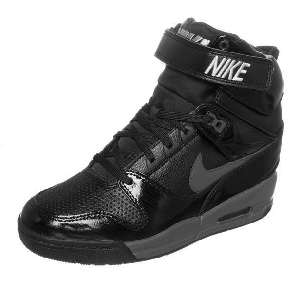 grossiste d099b 0e5f2 Nike Sportswear AIR REVOLUTION SKY Baskets montantes noir ...