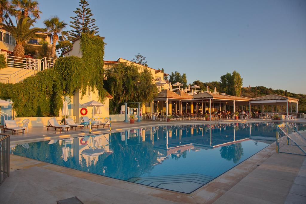 Ôclub Expérience Rethymno Mare & Water Park 5* à Skaleta en Crète