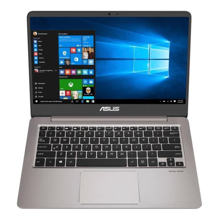 Ordinateur Ultrabook ASUS ZenBook UX410UA-GV354T pas cher - Soldes Ordinateur Portable Cdiscount