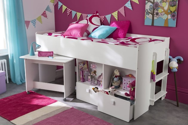 lit enfant combin gabin pas cher lit enfant auchan. Black Bedroom Furniture Sets. Home Design Ideas