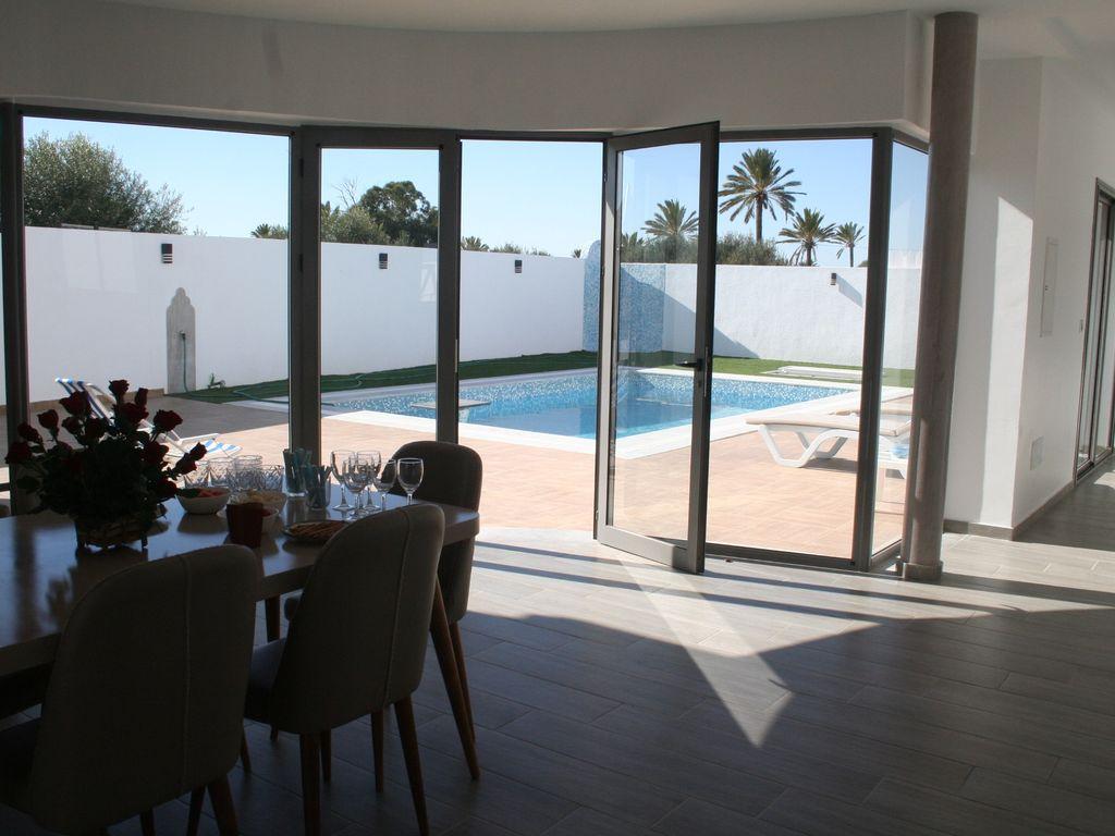 Abritel Location Tunisie - Villa Nour La villa de la lumière à Aghir
