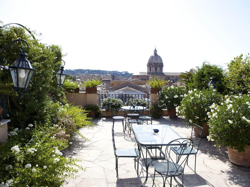 Abritel Location Rome - Location Terrasse de Luxe d'Argentine
