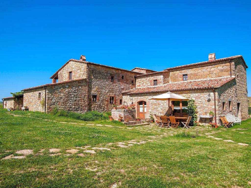 Abritel Location Vacances Italie en Toscane à Pienza - Enchanteur Villa Pienza