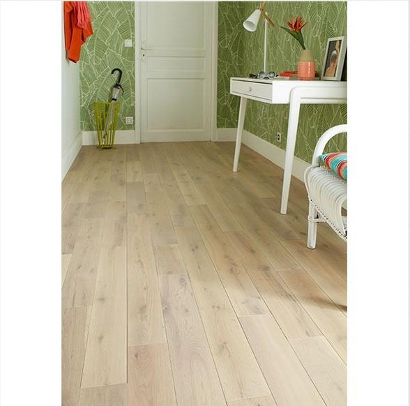 parquet ch ne blanchi colours click l parquet castorama. Black Bedroom Furniture Sets. Home Design Ideas