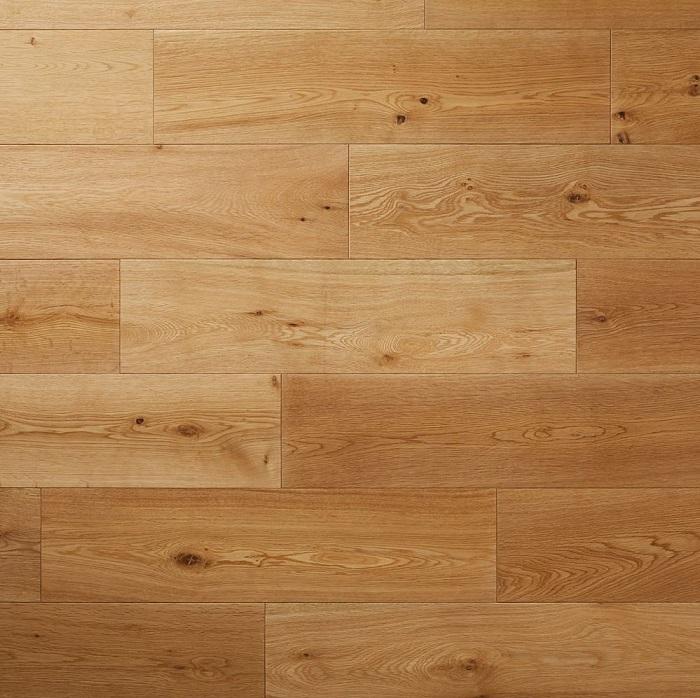 parquet massif goodhome ystad ch ne naturel pas cher. Black Bedroom Furniture Sets. Home Design Ideas