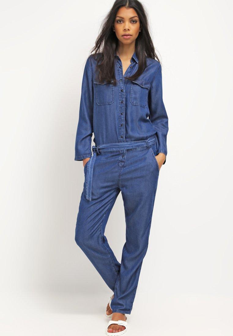 Pepe Jeans CAMEO Combinaison denim, Combinaison Femme Zalando ... 2bc76e83cff8
