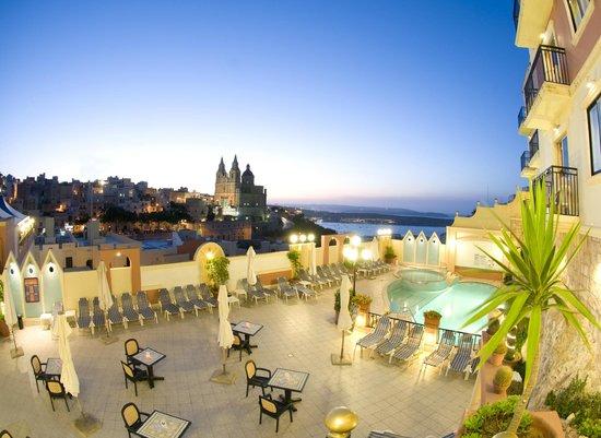 Pergola Club Hotel et Spa 4* Mellieha à Malte