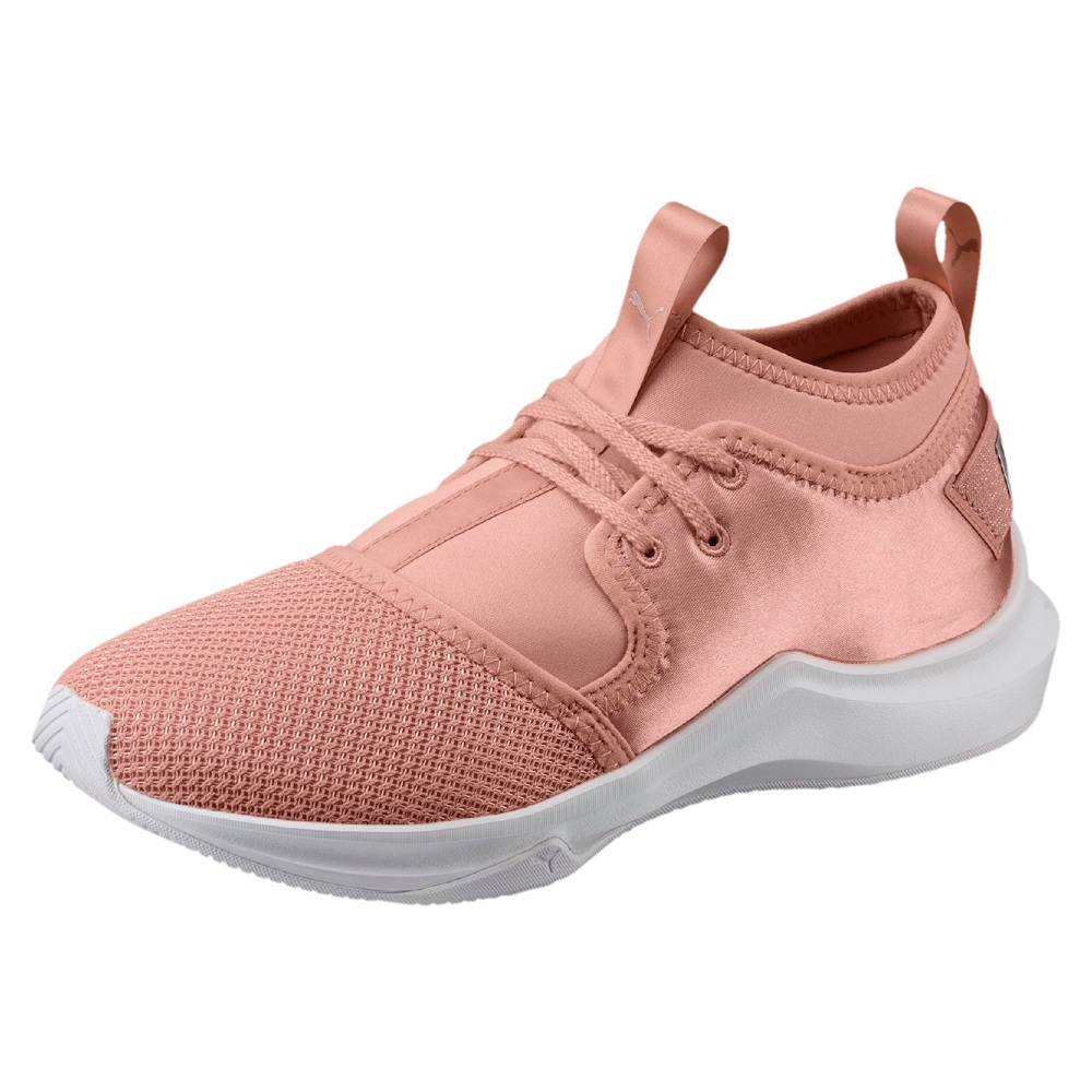 Cher Pointe Satin Puma Baskets Phenom En Femme Pas Low xTxgzY