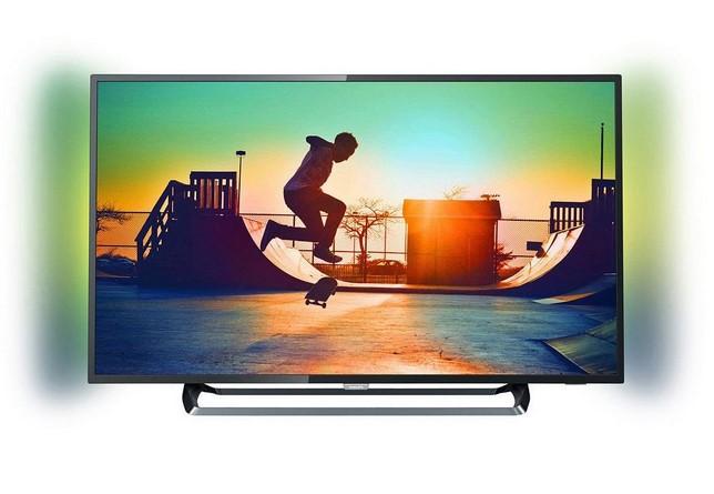 Soldes Téléviseur Rue du Commerce - PHILIPS TV LED 127 cm 50PUS6262 Noir