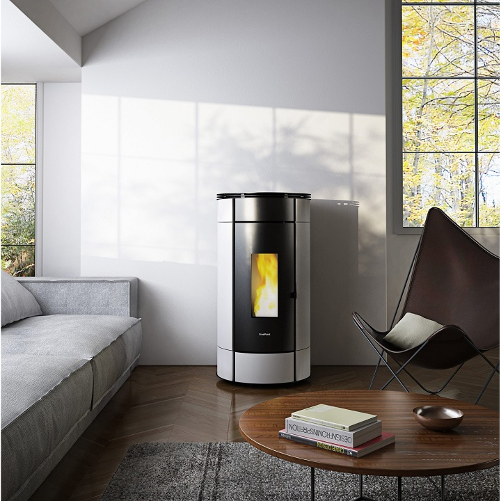 po le granul s freepoint globe blanc po le granul s. Black Bedroom Furniture Sets. Home Design Ideas