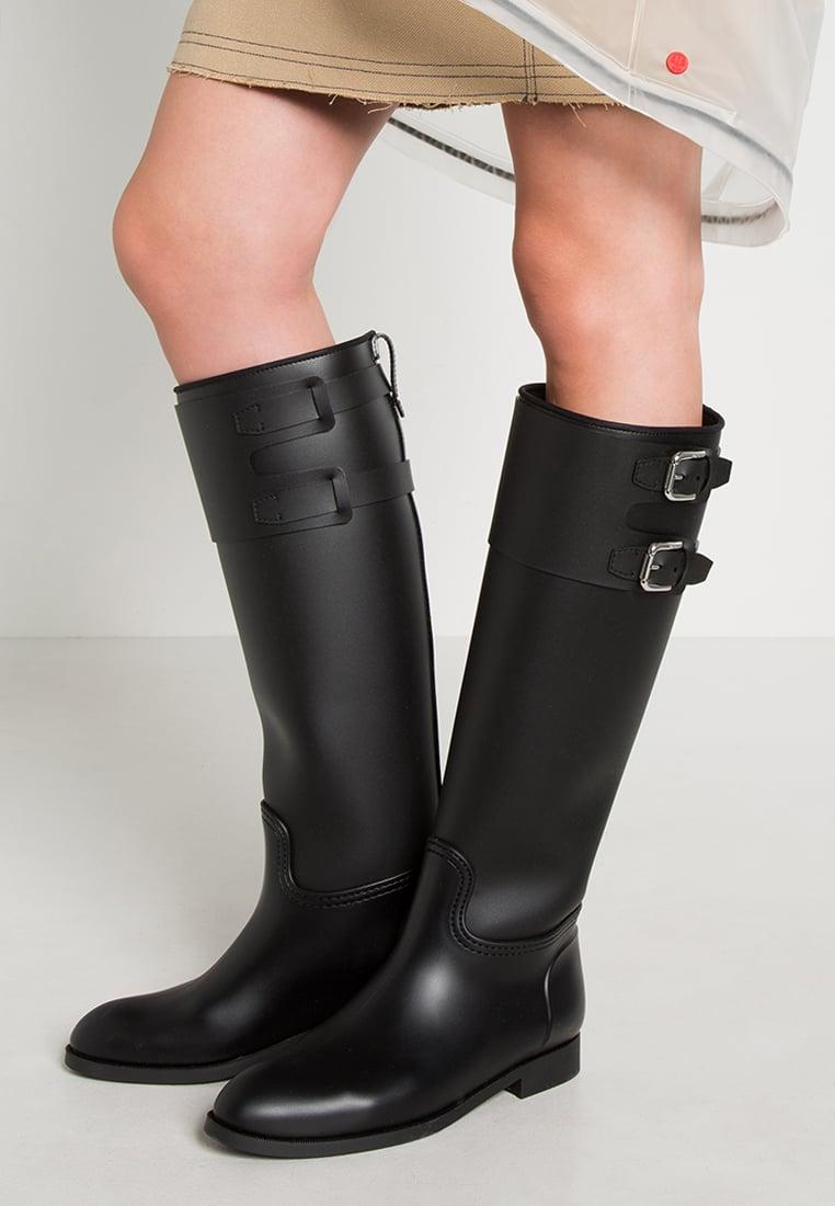 6d34150123c4 Polo Ralph Lauren CAIRO Bottes en caoutchouc black - Bottes de pluie ...