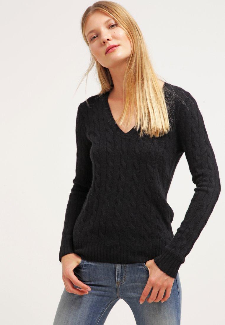 Polo Ralph Lauren KIMBERLY Pullover black Pull Femme Zalando