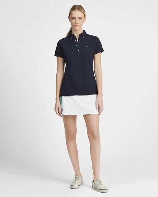 Polo Ralph Lauren Polo Wimbledon à poche pour Femme