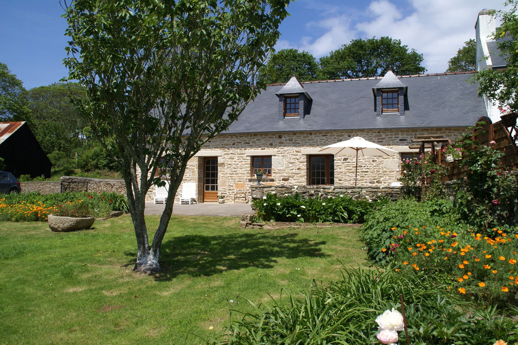 Maison de vacances Pont-Croix Bretagne 4 personnes
