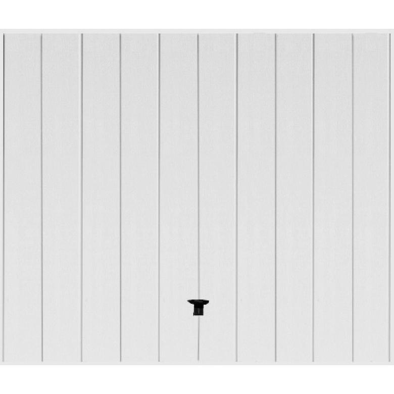 Porte de garage Noviso basculante isolante manuelle sans portillon