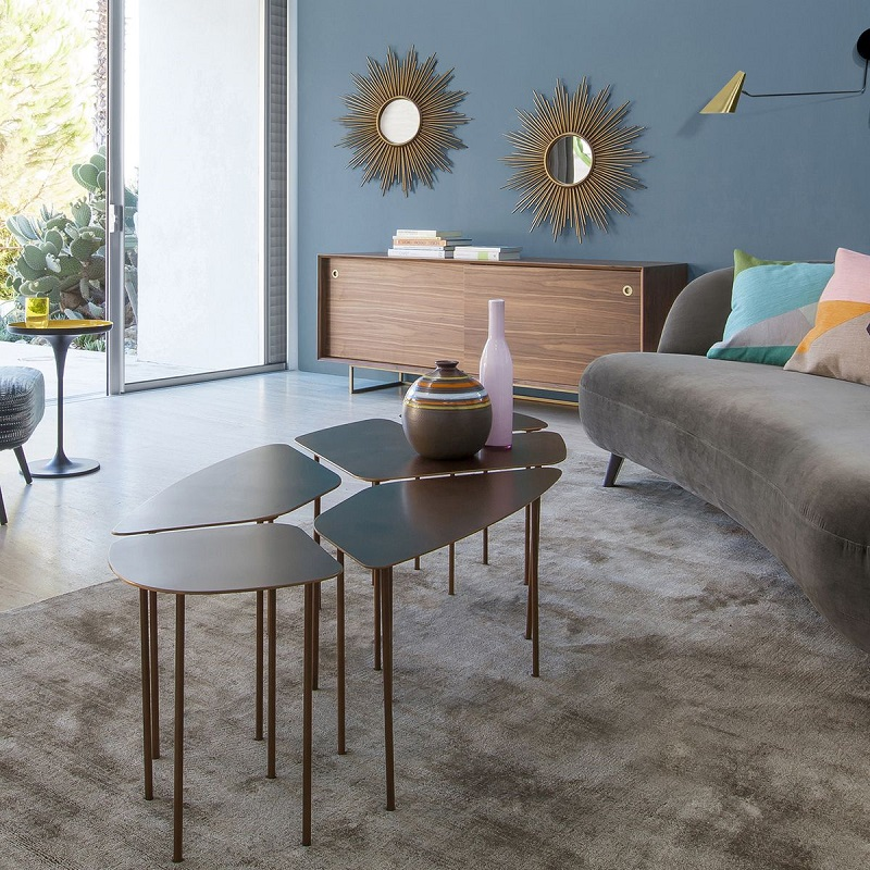 buffet ch ne naturel oxyton am pm buffet am pm la redoute. Black Bedroom Furniture Sets. Home Design Ideas