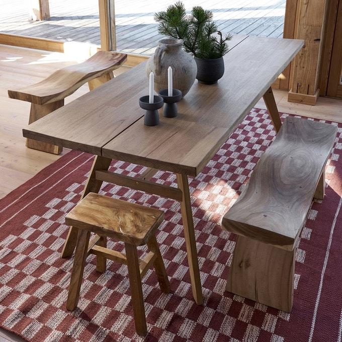 Table de jardin teck Sumba - Table de Jardin Am.Pm La ...