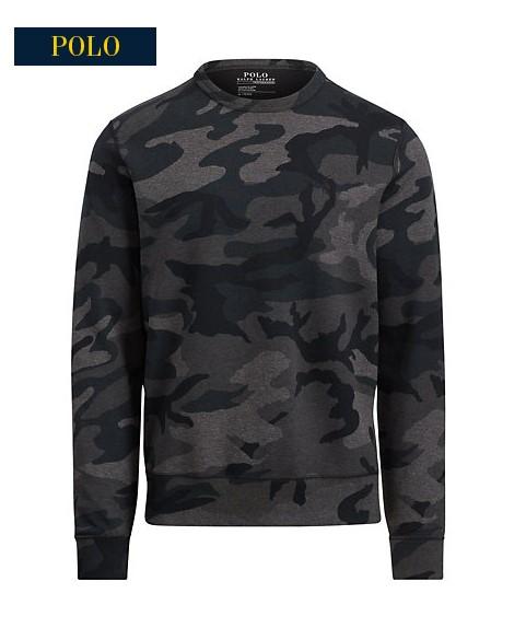 6c6257041f1 Sweat camouflage en coton mélangé Ralph Lauren - Sweat Homme Ralph Lauren   (Mode) ... prix des Sweats et Sweats À Capuche Hommes sur Ralphlauren.fr .