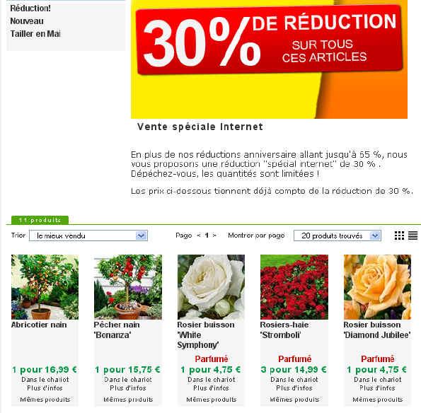 Bakker Jardinage Promotion 30% de Réduction - Bakker.fr