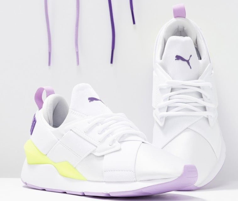 brand new 099a6 73767 Puma MUSE EXCLUSIVE Baskets basses white electric purple - Baskets Femme  Zalando Zalando Puma MUSE EXCLUSIVE Baskets basses white electric purple  Puma MUSE ...