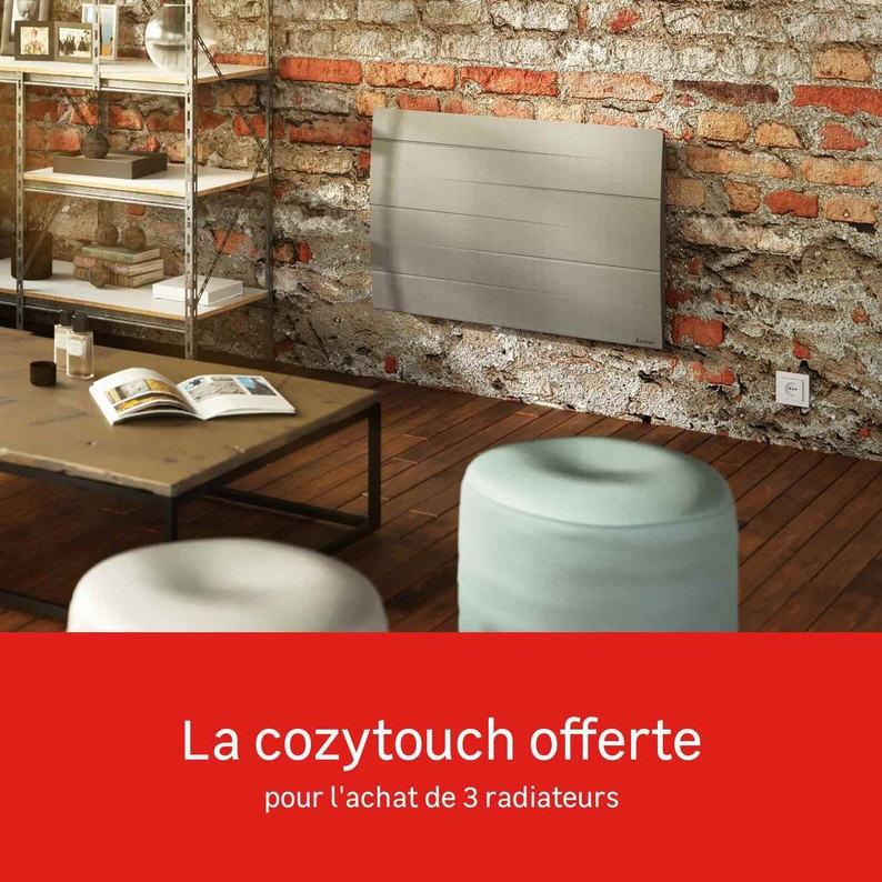 vente flash radiateur lectrique design by night delamaison. Black Bedroom Furniture Sets. Home Design Ideas